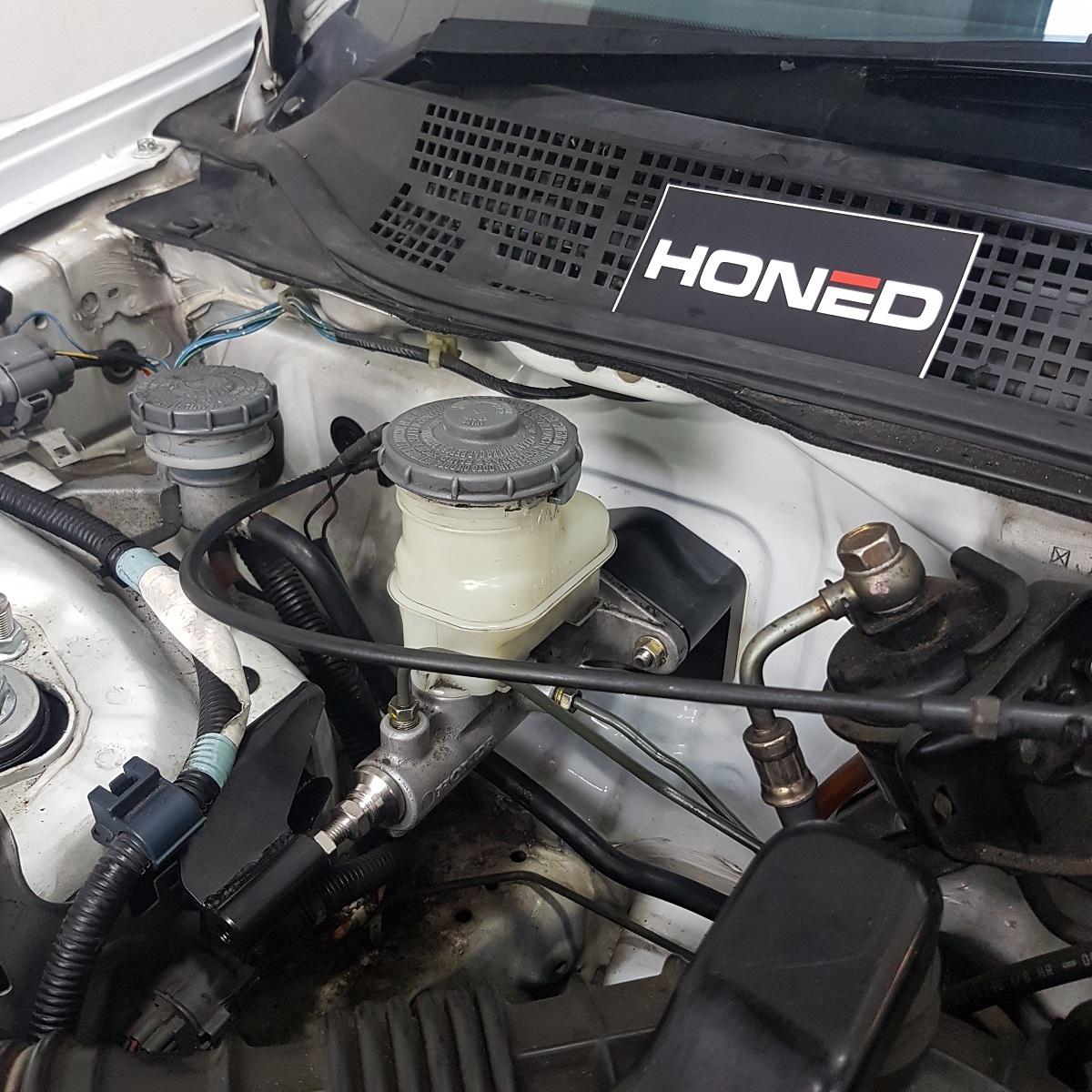 Honed EK - Build Threads - NZHondas com