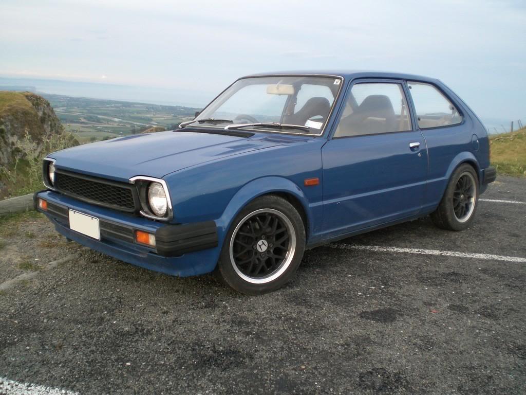 1981 Honda Civic Race Build - Build Threads - NZHondas.com